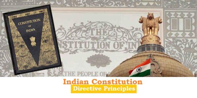 Constitution directive principles