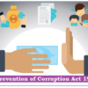 Prevention of Corruption Act 1988