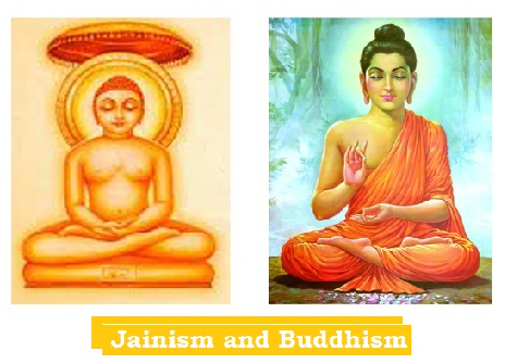 jainism and buddhism