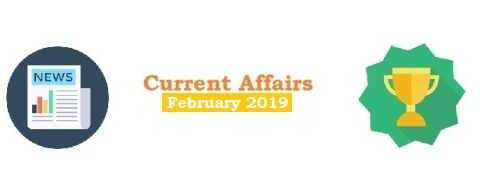 monthly feb current affairs