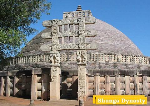 shunga dynasty
