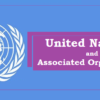 United Nations and Associated Organization