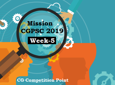 Mission CGPSC 2019 Week-5