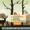 (CGPSC Pre 2019 Test Series) Test-5