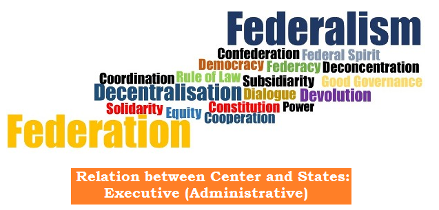 administrative relations