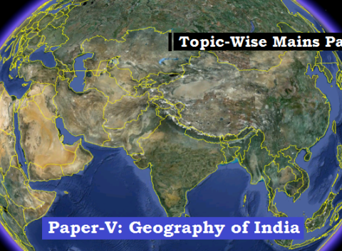 cgpsc mains geography of india