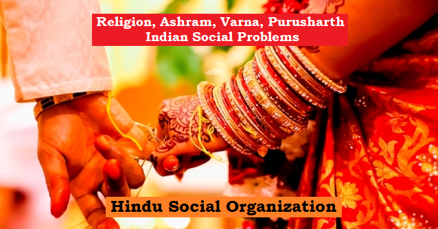 Hindu social organization