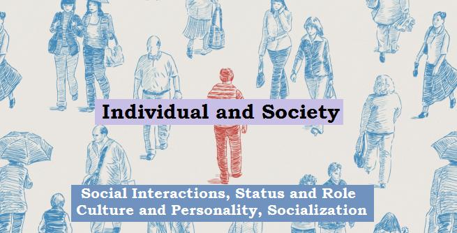 individual and society
