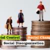 Social Control, Social Change and Social Disorganization (सामाजिक नियंत्रण, सामाजिक परिवर्तन एवं सामाजिक विघटन)