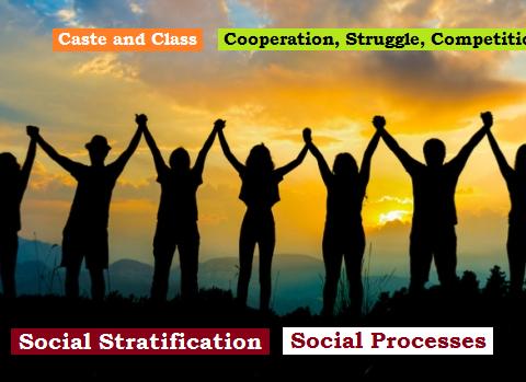 social stratification and social process