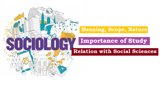 sociology introduction