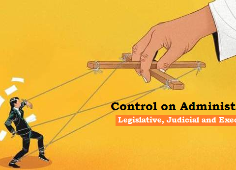 control over administration