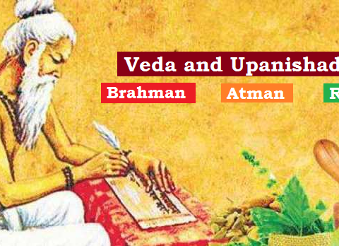 Veda and Upanishad